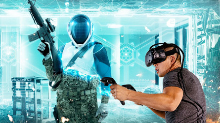 htc vive alquiler realidad virtual-bogota